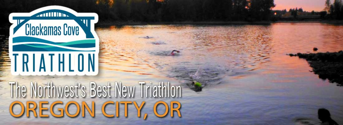 CLACKAMAS COVE TRIATHLON